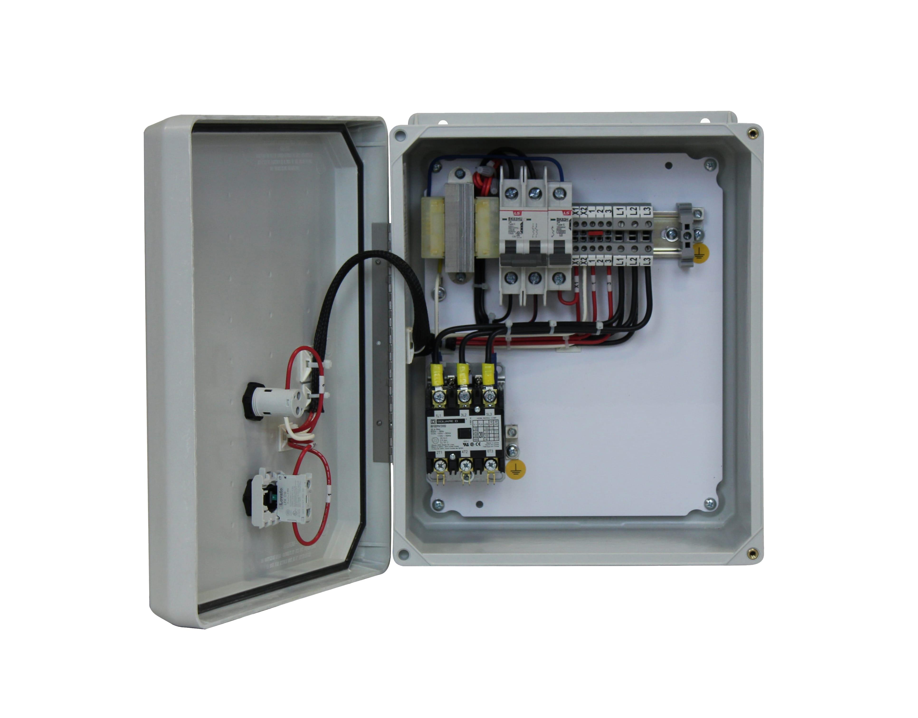 Contactor/Transformer (BHCTX)