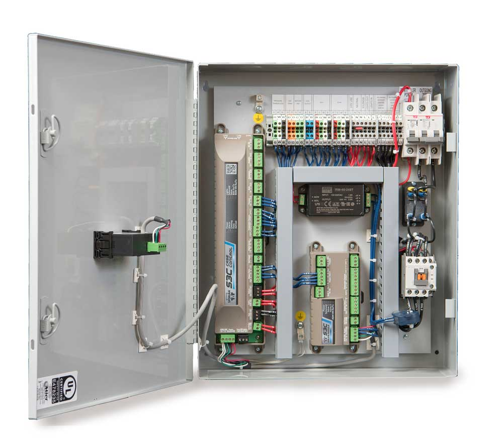 Custom HVAC Control Panels - Complex Control Panel Manufacturer | M-Tech  Control | Hvac Panel Wiring |  | M-Tech Control
